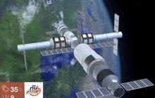 จีนเร่งสร้างสถานีอวกาศ