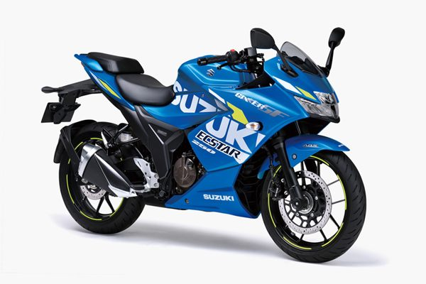 Suzuki ส่ง Gixxer 250 SF