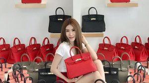 ไอ ไอร์ฬดา จากนางฟ้าชุดขาว สู่เจ้าของแบรนด์กระเป๋าหนังแท้ของคนไทยแท้ ๆ
