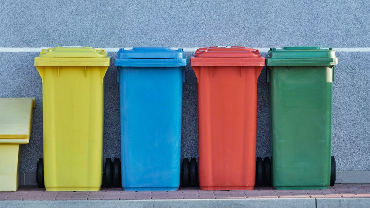 ความหมายของสีถังขยะ การแยกขยะตามสีของถัง รู้ไว้เพื่อการแยกขยะที่ถูกต้อง