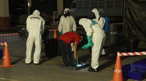 รัฐบาล ยันเอง ศูนย์กักไวรัสโควิด-19 ที่สัตหีบ ยังไม่ปิด