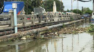 สถานการณ์น้ำ ในลุ่มน้ำเพชรบุรี วันที่ 26สิงหาคม 2561