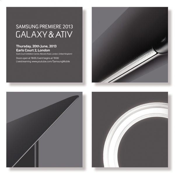 Samsung Premiere 2013 Teaser