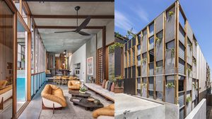 แบบบ้านสองชั้น สุดเก๋ พื้นที่ส่วนตัวสร้างได้! ไอเดียออกแบบบ้าน ก้าวข้ามพื้นที่แคบ
