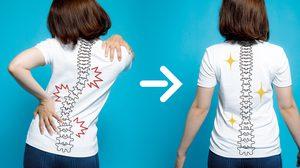5 ท่าโยคะ หากฝึกเป็นประจำจะช่วยรักษา โรคกระดูกสันหลังคด!!