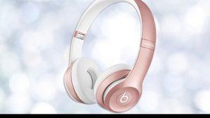 หูฟัง Beats เพิ่มสีใหม่ ชมพู Rose Gold เข้ากันกับ iPhone 6s เป๊ะๆ!