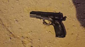 คลิปนาทีหนุ่มหึงโหด บุกยิงแฟนสาว การ์ดร้านอาหารดับ ก่อนยิงตัวตายตาม