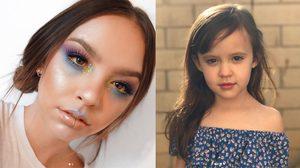 เมคอัพอาร์ทิสต์ ตัวจิ๋ว วัย 5 ขวบ แต่งหน้าให้พี่สาว จะสวยขนาดไหน มาดูกัน!