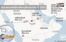 สหรัฐฯ-อิหร่านตึงเครียด ปมถล่มโรงกลั่นซาอุฯ