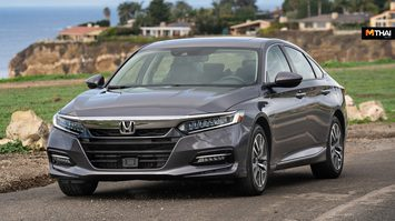 Honda เผยขุมพลังขับเคลื่อนใหม่ใน Honda Accord ใหม่เจเนอเรชั่นที่ 10