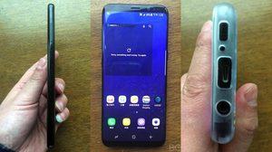 ชัดทุกมุม Samsung Galaxy S8 กับภาพหลุดล่าสุดตัวเป็นๆ บนมือ