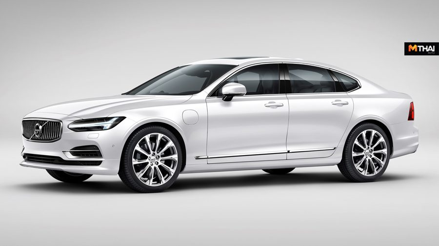 Volvo ทุบสถิติยอดขายทั่วโลกปี 2018 สูงสุดรวมมากกว่า 600,000 คัน