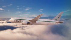 ZIPAIR Tokyo สายการบินโลว์คอสต์น้องใหม่ บินตรง นาริตะ-กรุงเทพ