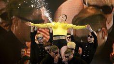 PSY หยิบเพลงฮิต Up & Down โชว์คัฟเวอร์เว่อร์ชั่น 'นมพ่นไฟ'