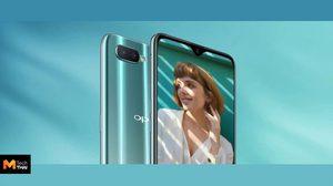 เปิดตัว Oppo R15x สมาร์ทโฟนกล้องคู่พลัง AI รุ่นใหม่ มีสแกนนิ้วใต้จอ