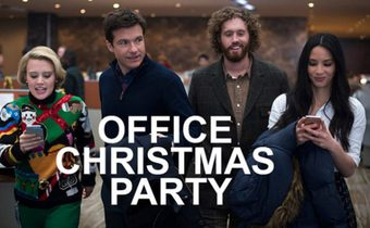 Office Christmas Party อฟฟิศ คริสต์มาส ปาร์ตี้