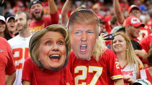 จับตา ! เลือกตั้งสหรัฐฯ ฮิลลารี-ทรัมป์โต้วาทีใหญ่ 'พรุ่งนี้'