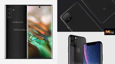 หลุดวันเปิดตัว Galaxy Note10, iPhone 11 และ Pixel 4 จากค่ายมือถืออเมริกา
