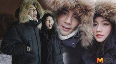 ทั้งหนาวทั้งหวาน!! โดม ควง เมทัล สวีทเจแปน (คลิป)