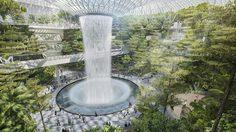 พร้อมเปิด Jewel Changi Airport ห้างหรูแห่งใหม่ ใกล้ในสนามบินประเทศสิงคโปร์, 17 เมษายน นี้