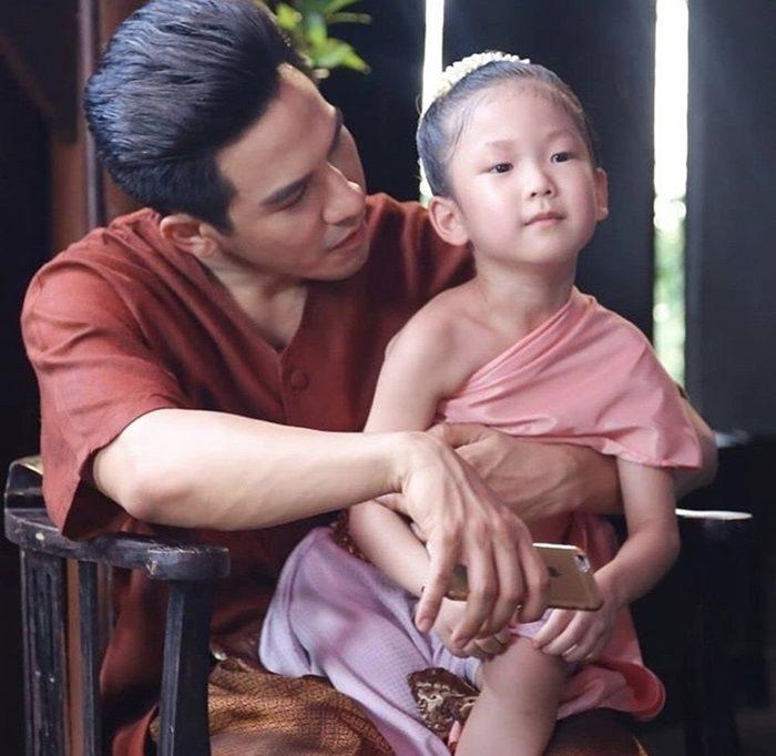 น้องเรเน่ นักแสดงเด็กจากละคร บุพเพสันนิวาส