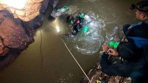 เศร้า! 'จ.อ.สมาน กุนัน' อดีตจนท.หน่วยซีล เสียชีวิตในภารกิจช่วย 13 ชีวิตถ้ำหลวง