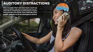 คุณอาจคิดว่าเราสามารถแชทหรือ คุยโทรศัพท์ขณะขับรถ ได้ แต่จริงๆ แล้ว สมองของเราแยกการทำงานไม่ได้