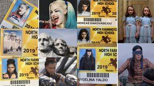 รวมรูปติดบัตรสุดครีเอตของเหล่า นักเรียน ใน North Farmington High School