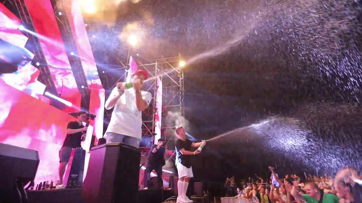 ปาร์ตี้ EDM สุดมันส์กับงาน KULOV Presents WARP Music Festival 2018