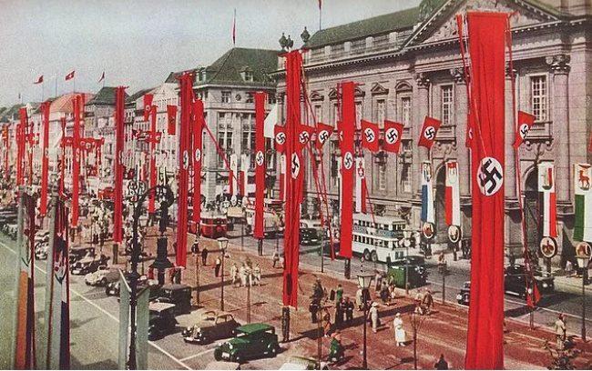 ภาพของประเทศเยอรมนีในช่วงทศวรรษที่ 1930
