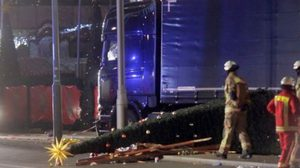 ยอดผู้เสียชีวิตเหตุรถบรรทุกพุ่งชนคนในกรุงเบอร์ลินเพิ่มเป็น 12 ราย
