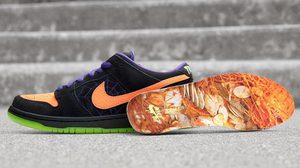 "Nike SB ต้อนรับเทศกาลฮาโลวีนด้วยสนีกเกอร์รุ่นเด็ด Dunk Low ""Night of Mischief"""