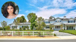 ส่อง บ้านใหม่ Kylie Jenner หลังที่สาม 12 ล้านดอลล่าร์เหนาะๆ แค่นั้นเอง!!!