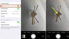 วิธีถ่ายรูป iPhone ให้ตรงระนาบด้วย Camera Level บน iOS 11