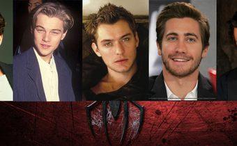 5 คนดังที่เกือบได้เป็น Spider-Man