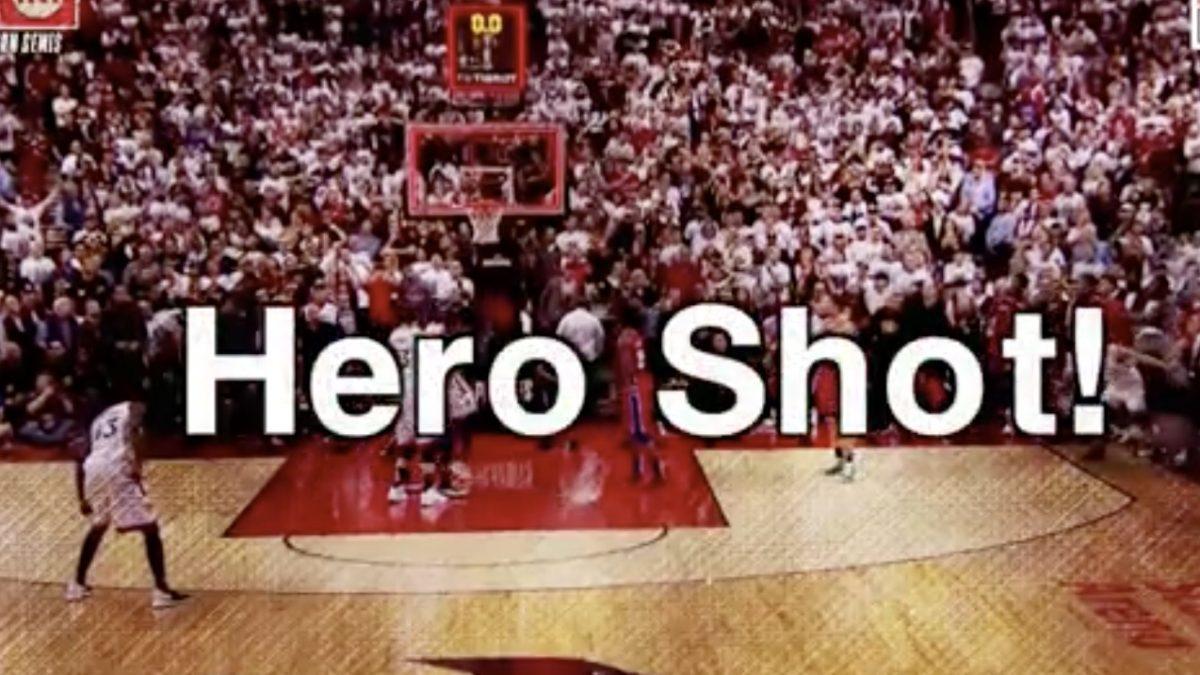 Hero Shot!