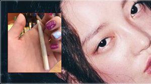 มือลั่น! คูฮารา อดีต KARA โพสภาพม้วนยาเส้น ชาวเน็ตสงสัย 'สอดไส้กัญชา'!!