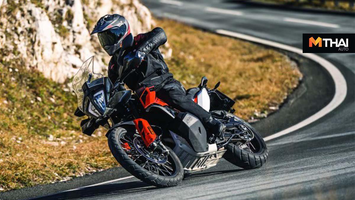 2019 KTM 70- Adventure ตอบโจทย์ไบค์เกอร์สายลุย พร้อมโหมดขับขี่ออฟโรด