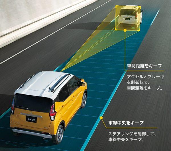 Mitsubishi eK Space & eK X Space