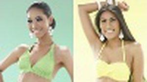 ผิวแทนมาแรง 50 สาวใน ชุดว่ายน้ำ มิสแกรนด์ไทยแลนด์ 2015