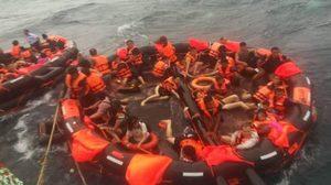 ส่ง'หน่วยซีล' ร่วมปฏิบัติการค้นหาผู้ประสบภัยเรือล่มที่ภูเก็ต