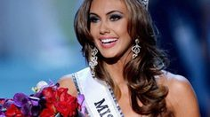 Erin Brady สาวบัญชี วัย 25 ปี คว้า Miss usa 2013