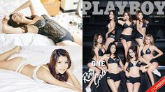 ทิ้งท้ายความเซ็กซี่ปลายปี 2017 บนปกนิตยสาร Playboy ไปกับสาวๆ Ring Girls ทั้ง 7 คน
