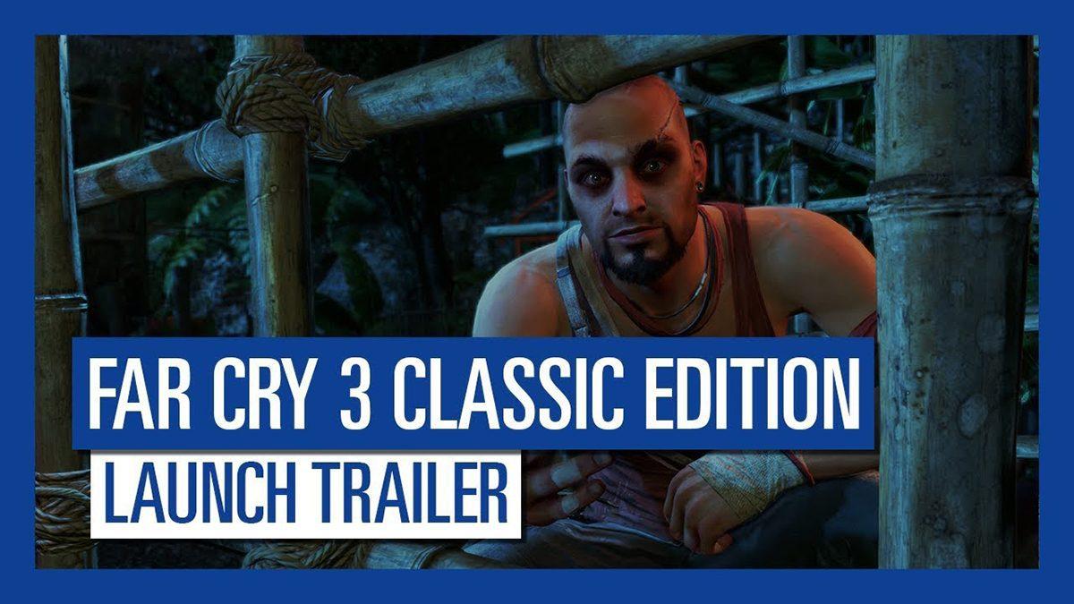 [ตัวอย่างเกม] Far Cry 3 Classic Edition พร้อมให้เล่นล่วงหน้าแล้ววันนี้ผ่าน early access