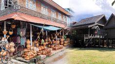 เรียนรู้วิถีไทยโบราณสืบสานงานหัตถกรรม 5,000 ปี ที่บ้านเชียง