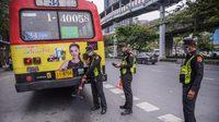 ขนส่งทางบก ลงพื้นที่ตรวจสภาพรถเมล์ กำจัดควันดำ ช่วยลดฝุ่นพิษ