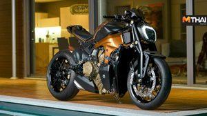 Ducati เตรียมเปิดตัว All-New Streetfighter V4 จับตาพร้อมกัน 13 มิถุนายนนี้