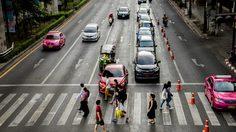 คุมวินัยจราจร ห้ามขับเกิน 50 กม/ชม. 8เส้นทางในกรุงเทพ