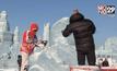 ประติมากรรมน้ำแข็งเมืองฮาร์บิน