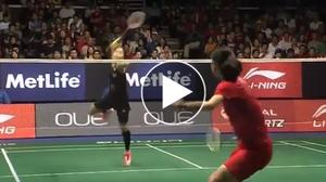 คนไทยไม่ควรพลาด! ชมคลิป [Full Match] น้องเมย์ เอาชนะ ซุน หยู 2-1 ขึ้นแท่นมือ1โลก
